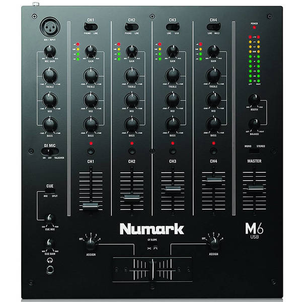 Numark M6 USB_1