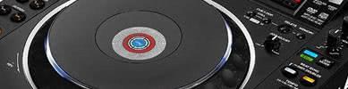 Vers la catégorie Lecteurs CD DJ