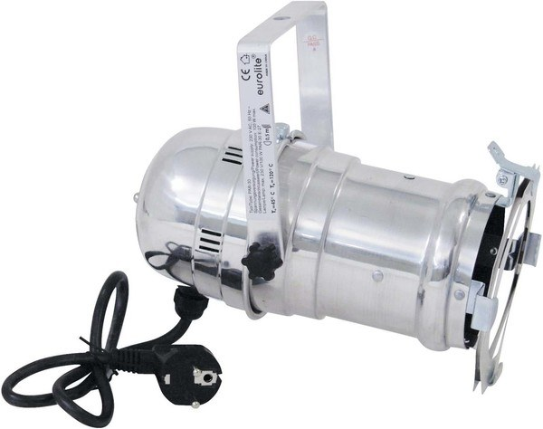 Eurolite PAR-30 Spot - zilver_1