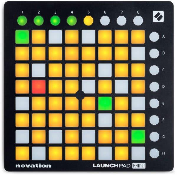 Novation Launchpad Mini MK2_1