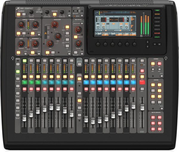 Behringer X32 Compact_1