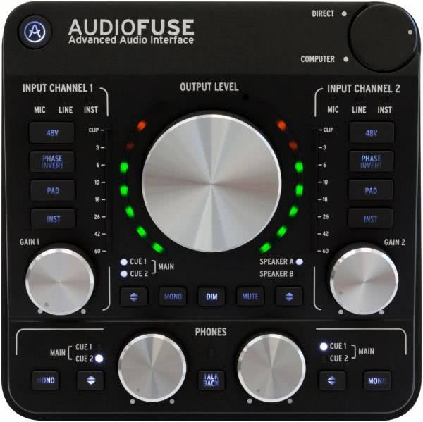 Arturia AudioFuse_1