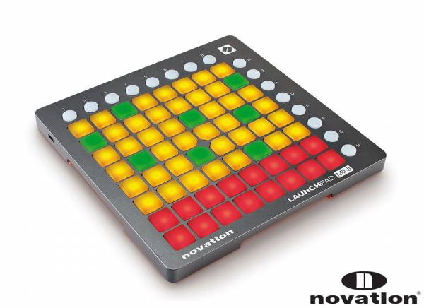 Novation Launchpad Mini_1