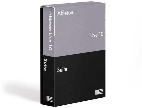 Ableton Live 10 Suite Boxed_1