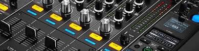 A la categoría Mezcladores de DJ