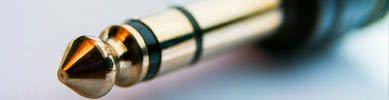 A la categoría de cables de audio y adaptadores