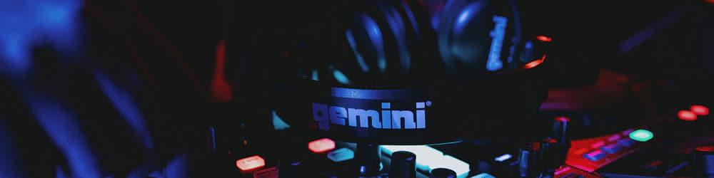 Gemini DJ Kopfhoerer Banner