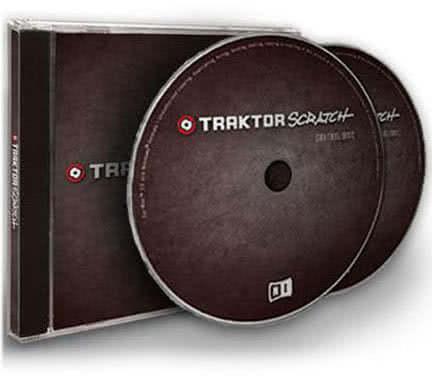 Native Instruments Traktor Scratch Control Disc_1