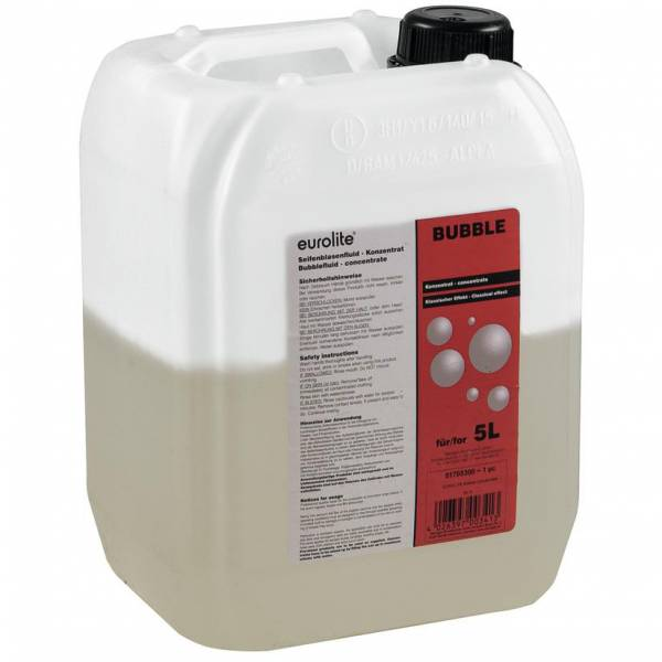 Eurolite Bubble-concentrate - 5L_1