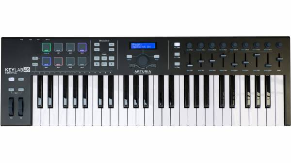 Arturia Keylab Essential 49 Black Edition_1