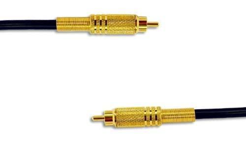 Câble RCA doré - 2m_1