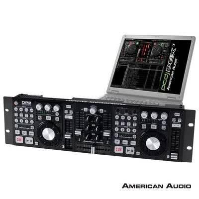 American Audio USB DP 2 + PCDJ Logiciel_1