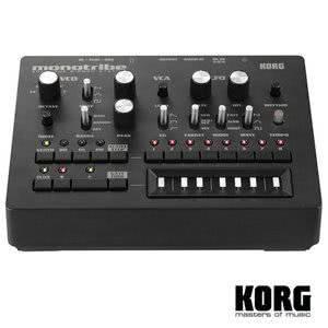 Korg Synthesizerr Monotribe_1