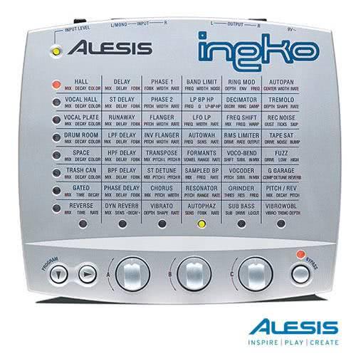 Alesis Unité d'Effets Ineko_1