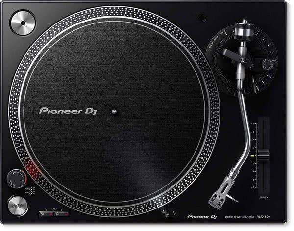 Pioneer PLX-500-K - Front_1