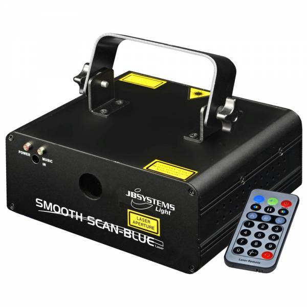 JB-Systems Smooth Scan Blue Laser_1