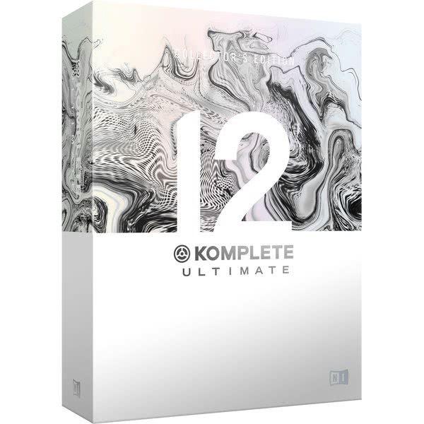 Native Instruments Komplete 12 Ultimate Collectors Edition UPG K8-12_1