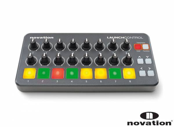 Novation Launch Control_1