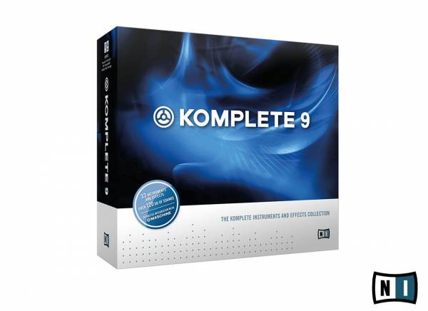Native Instruments Komplete 9 Update_1