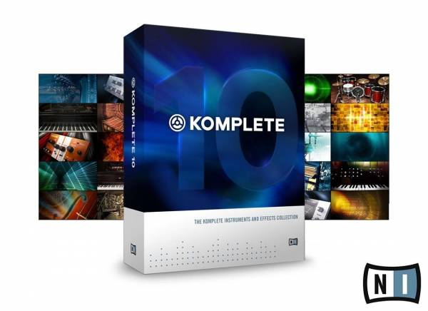 Native Instruments KOMPLETE 10_1