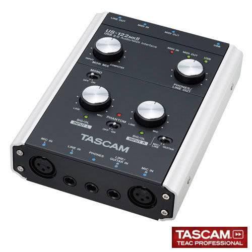 Tascam USB-US-122 MK2_1