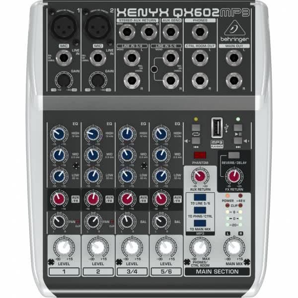 Behringer Xenyx QX602MP3_1