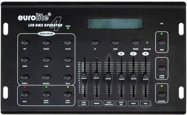 Eurolite DMX LED Operator 4_1