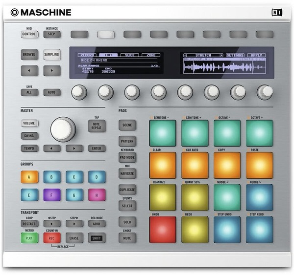 Native Instruments Maschine MK2_1