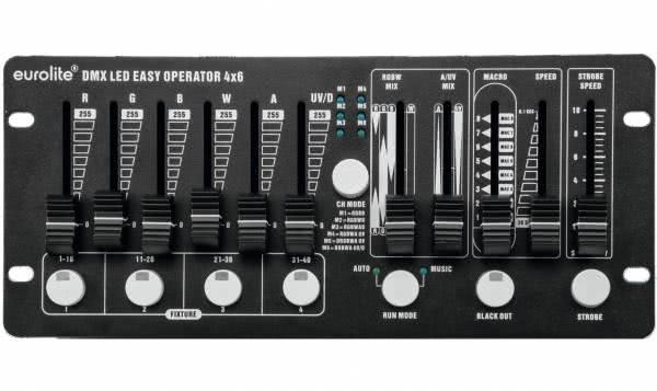 Eurolite DMX LED EASY Operator 4x6_1