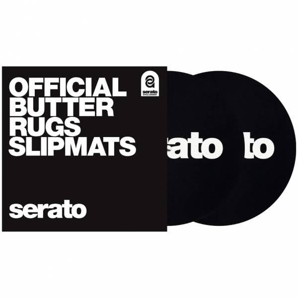 """Serato 7"""" Butter Rugs Slipmat_1"""