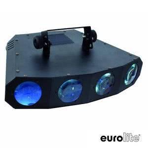 Eurolite LED Moonflower QDF-4 RGBW_1