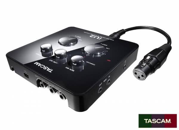 Tascam Audio/MIDI-Interface iU2_1