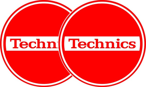 2x Slipmats - Technics Break_1