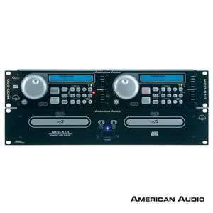 American Audio MP3 Disc Lecteur MCD-510_1