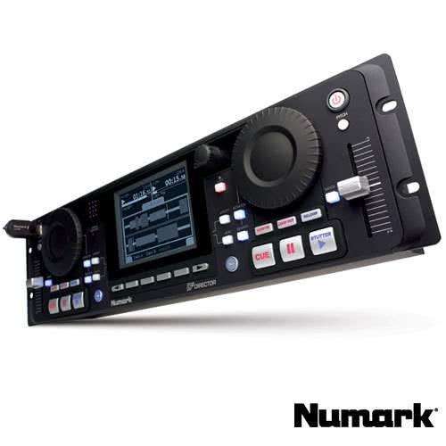 Numark - Festplatten-CD-Player D2 Director_1