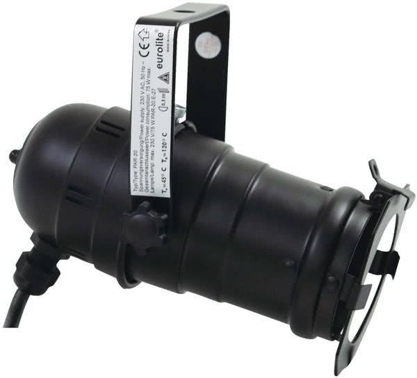 Eurolite PAR-20 Spot - negro_1