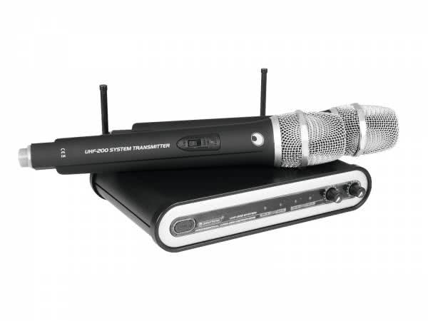 Omnitronic UHF-202_1