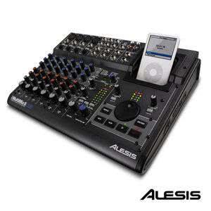 Alesis iMultimix 8 iPod_1