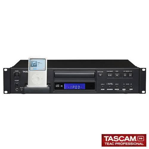 Tascam CD-200i_1