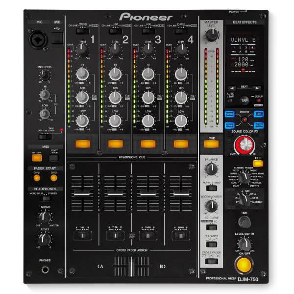 Pioneer DJM 750 K_1