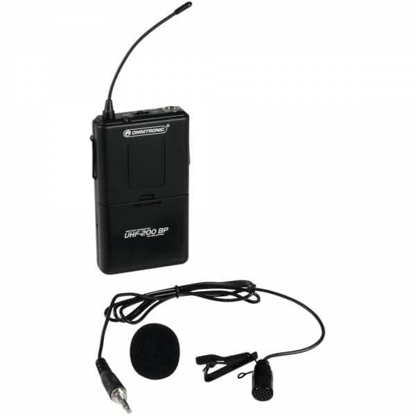 OMNITRONIC UHF-200 BP Bodypack 823.100 MHz_1