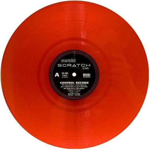 Serato Scratch Live Control Vinyl_1