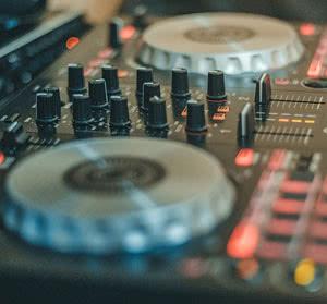 DJ Controller von Pioneer