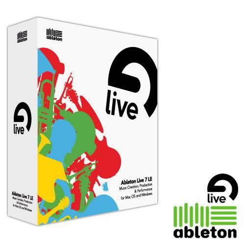Ableton Live 7 LE_1
