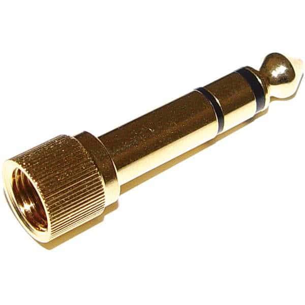 Zomo KA-1 - Stereo stekkeradapter - 3,5 mm tot 6,3 mm_1