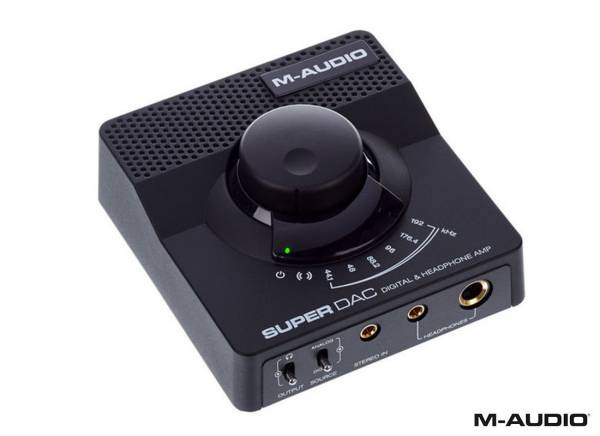 M-Audio SUPERDAC II_1
