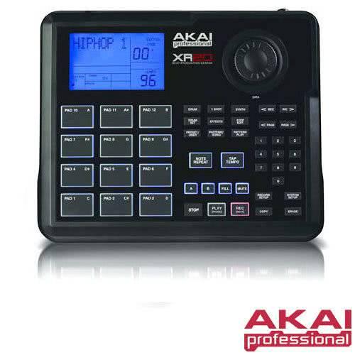 Akai Production Station Beat XR20_1