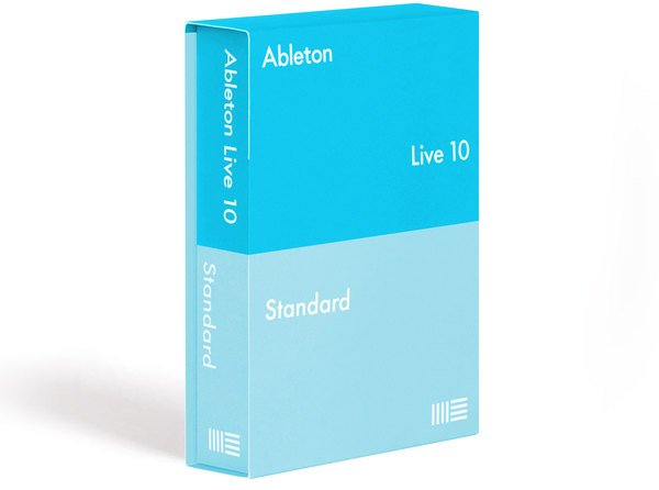 Ableton Live 10 Standard Boxed_1