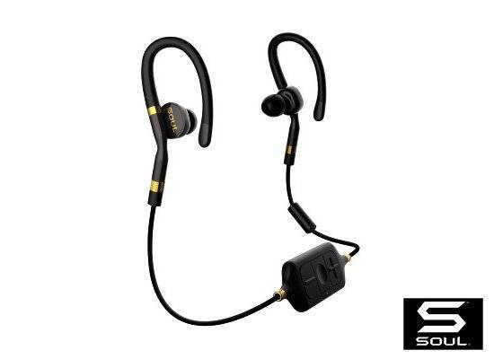 Soul by Ludacris Run Free Bluetooth - Usain Bolt Limited Edition black_1