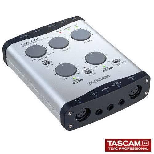 Tascam USB-US-144_1